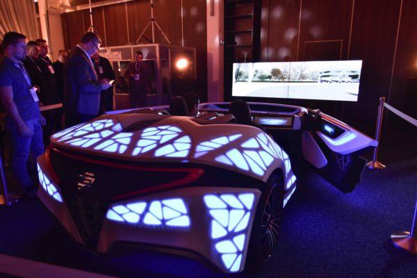 Boschev automobil budućnosti