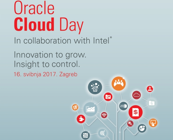 Oracle Cloud Day: Inovacija za rast. Znanje za kontrolu