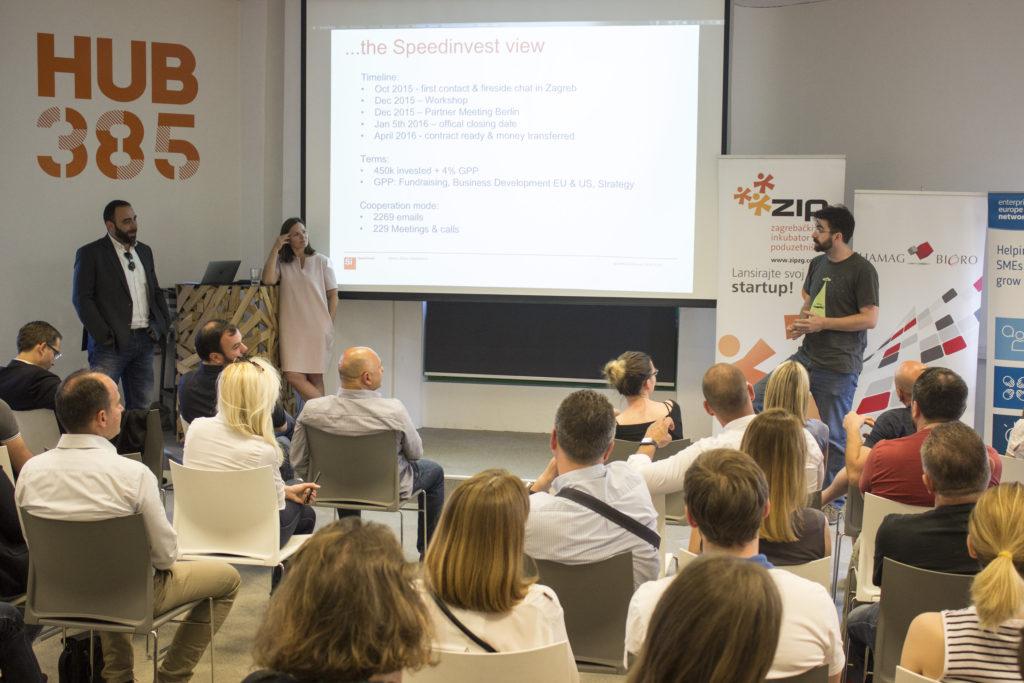 ZIP i HUB385: Prvi ovogodišnji ZIP Master Class