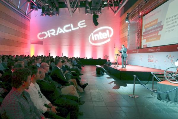Oracle Cloud Day konferencija: Inovacija za rast. Znanje za kontrolu
