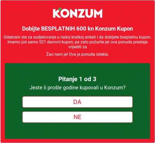 Iz CERT-a upozoravaju na phishing kampanju