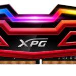 RGB DDR4 moduli XPG SPECTRIX D40 imati će podršku za ASUS AURA Sync