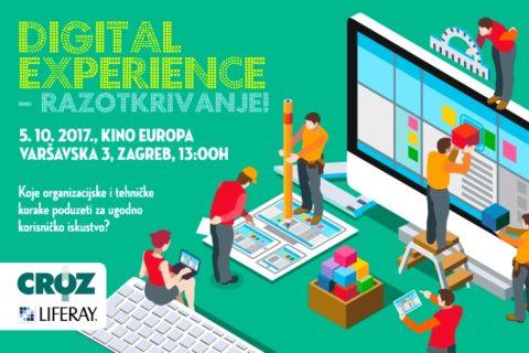 Mreža Smart Day 18: Digital experience – razotkrivanje!