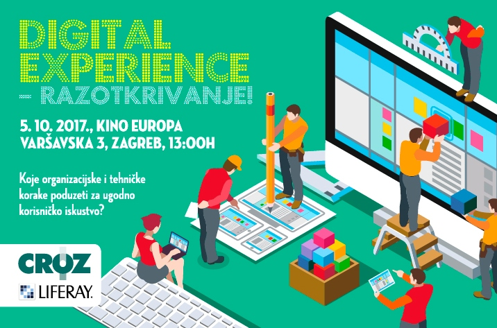 Mreža Smart Day 18: Digital experience – razotkrivanje!