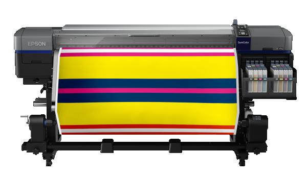 Epsonov novi vodeći sublimacijski pisač za tekstil