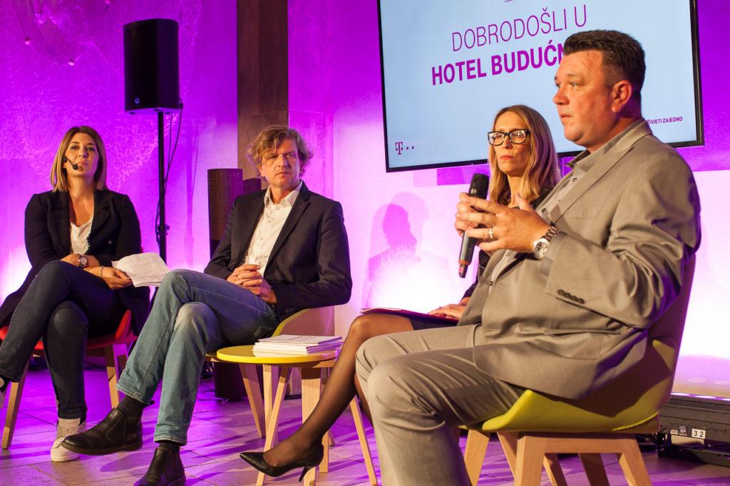 Hrvatski Telekom: Rješenje za hotele budućnosti