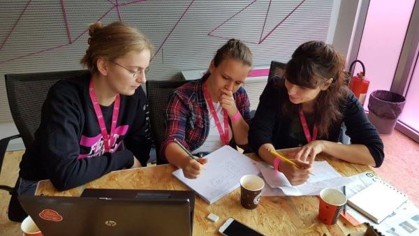 Interaktivnom bajkom osvojile ovogodišnji Hack It! hackathon