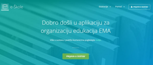 Aplikacija za organizaciju i praćenje edukacije