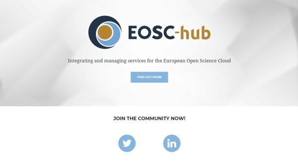 Srce u projektu EOSC-hub