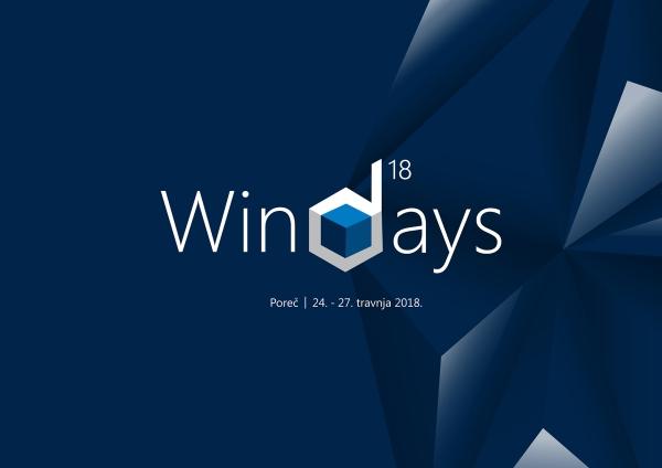 Otvorene online prijave za WinDays18 konferenciju