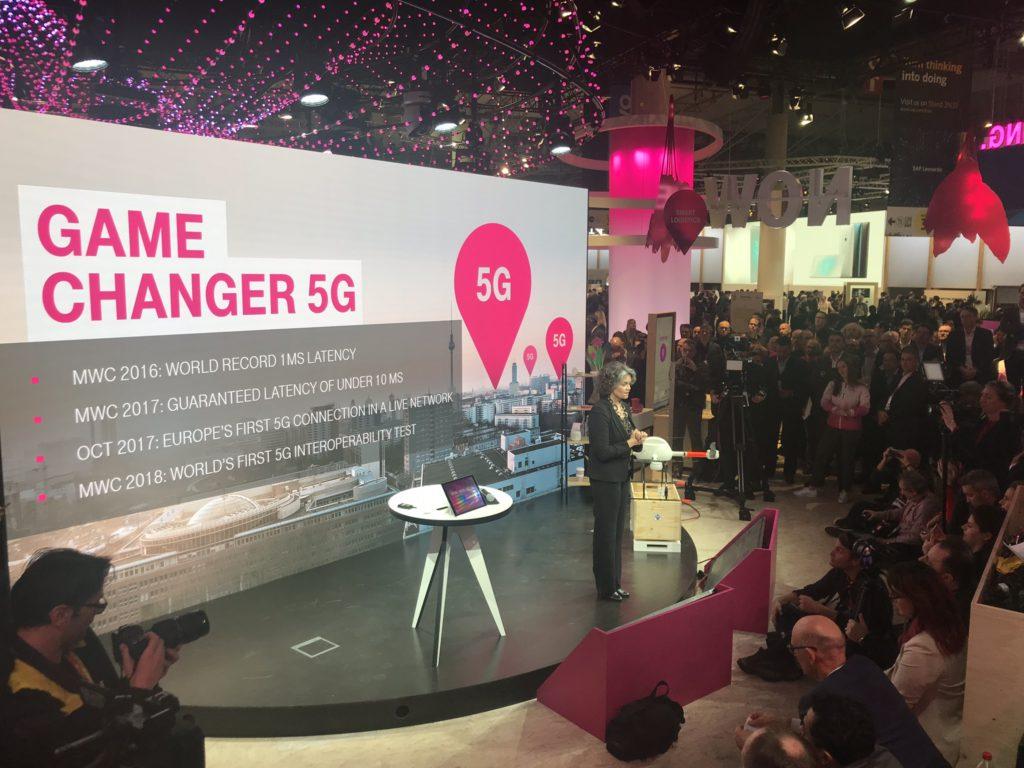 MWC 2018: Deutsche Telekom pokazao 5G, Internet u avionima i eSIM Hrvatskog Telekoma