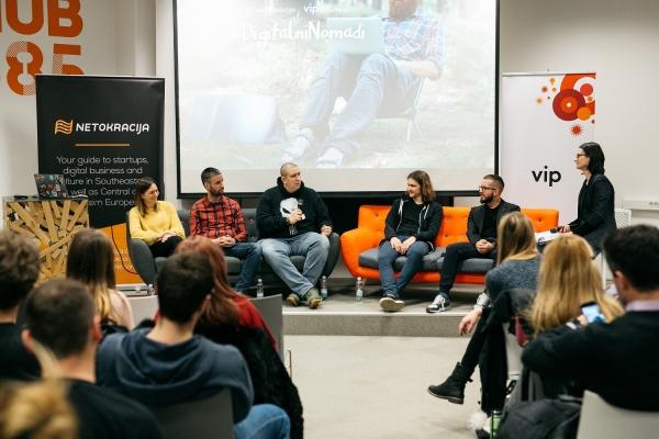 Prvi #DigitalniNomadi meetup