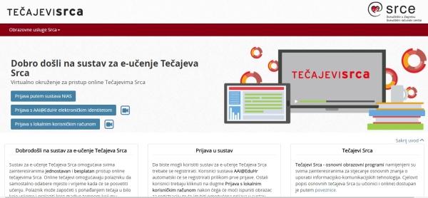 e-Građanima otvoreni online tečajevi Srca