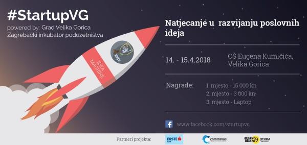 Drugi #StartupVG