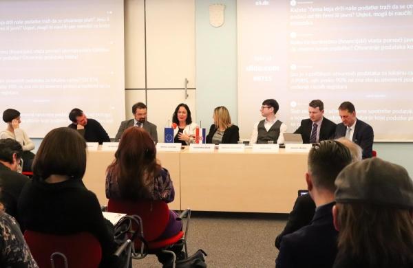 Pet godina otvorenih podataka u Hrvatskoj