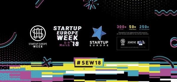 Počeo Startup Europe Week