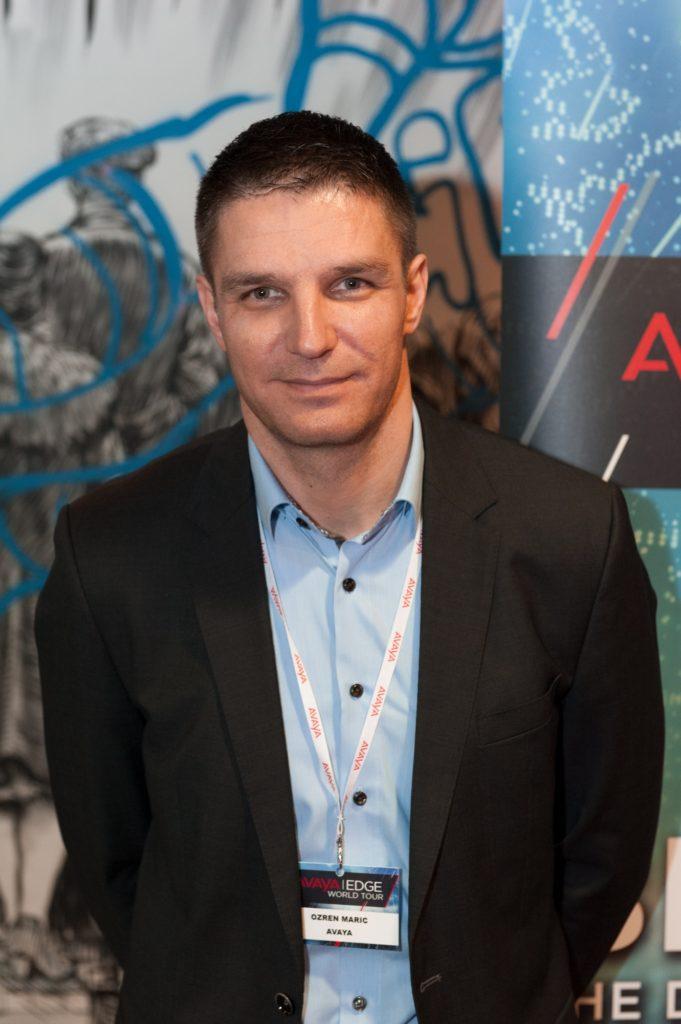 Intervju – Ozren Marić, Avaya: Važnost integriranja komunikacije u svakodnevno poslovanje