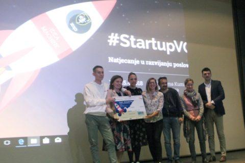 Pobjednik drugog #StartupVG natjecanja Pia Mia