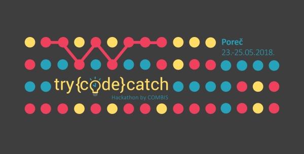 Još samo 3 dana za prijave na Combis try{code}catch hackathon