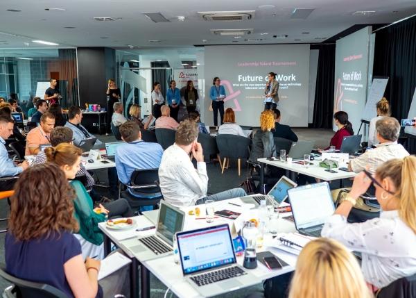 Prvo hrvatsko natjecanje menadžera u vještinama vođenja i upravljanja
