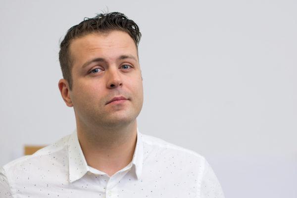 Mreža intervju: Volimo geekove! – Laszlo Burkus, QNAP