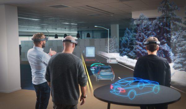 Volvo predstavio Microsoft Hololens tehnologiju