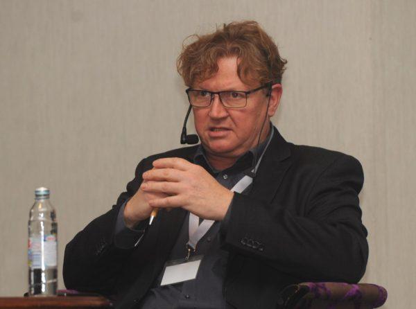 Aron Paulić, direktor nakladničke kuće Bug