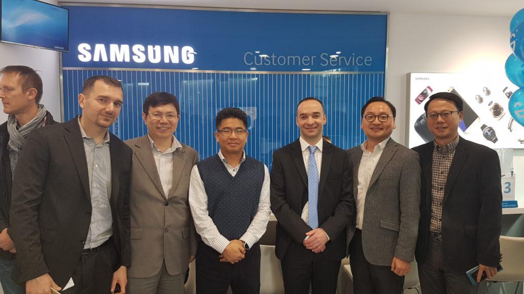Samsung otvorio premium centar podrške korisnicima