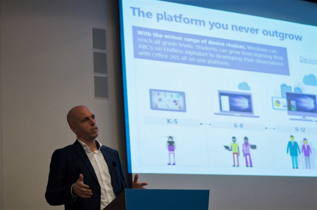 Microsoft na Device Dayu predstavio uređaje dizajnirane za hrvatski obrazovni sustav