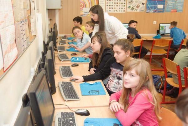 Hrvatske škole i ove godine u Satu kodiranja