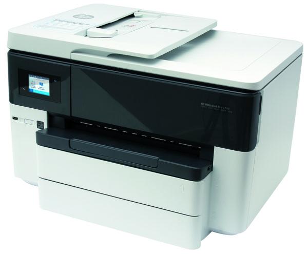 HP OfficeJet Pro 7740: Mrcina širokog formata