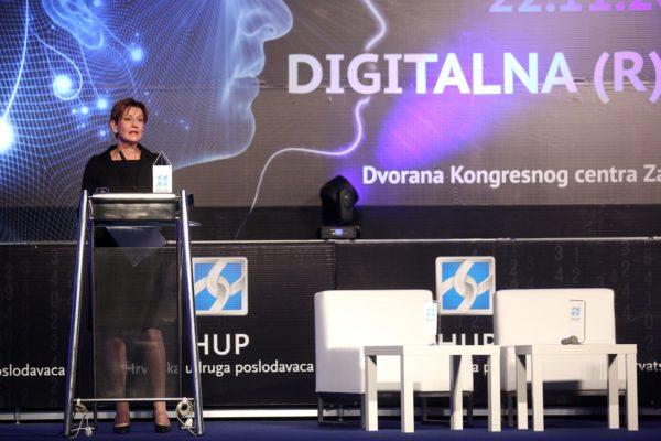 Konferencija Hrvatske udruge poslodavaca - Digitalna R(e)volucija