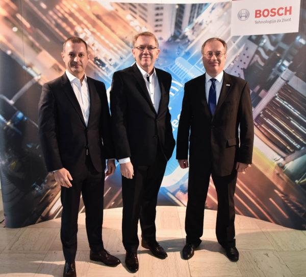 Tim tvrtke Bosch: Paulo Ferreira, Klaus Peter Fouquet, Volker Schilling