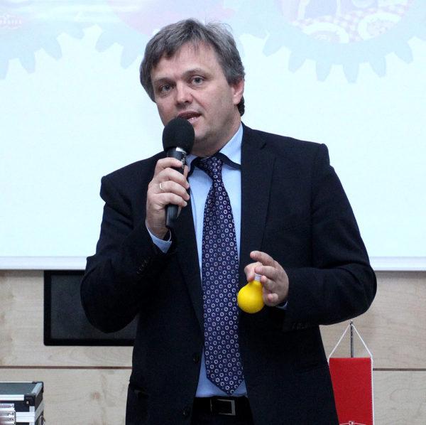 Zvonimir Mršić, predsjednik Uprave Podravke