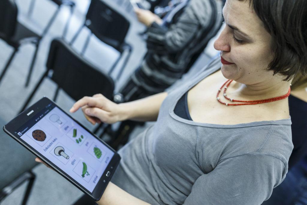 Tehnologija u službi djece s teškoćama