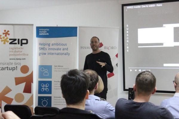 Yonatan Raz-Friedman dijelio savjete hrvatskim startupima