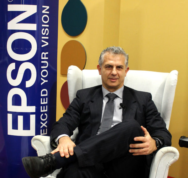 Mreža Intervju: Renato Vincenti, Epson Business Manager