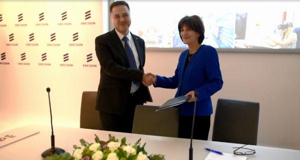 Potpisan Ugovor o suradnji između Ericsson Nikola Tesle i FER-a
