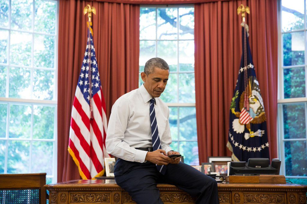 Arhiva: Obama na društvenim mrežama