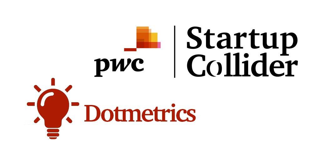 Naš DotMetrics u PwC Startup Collideru