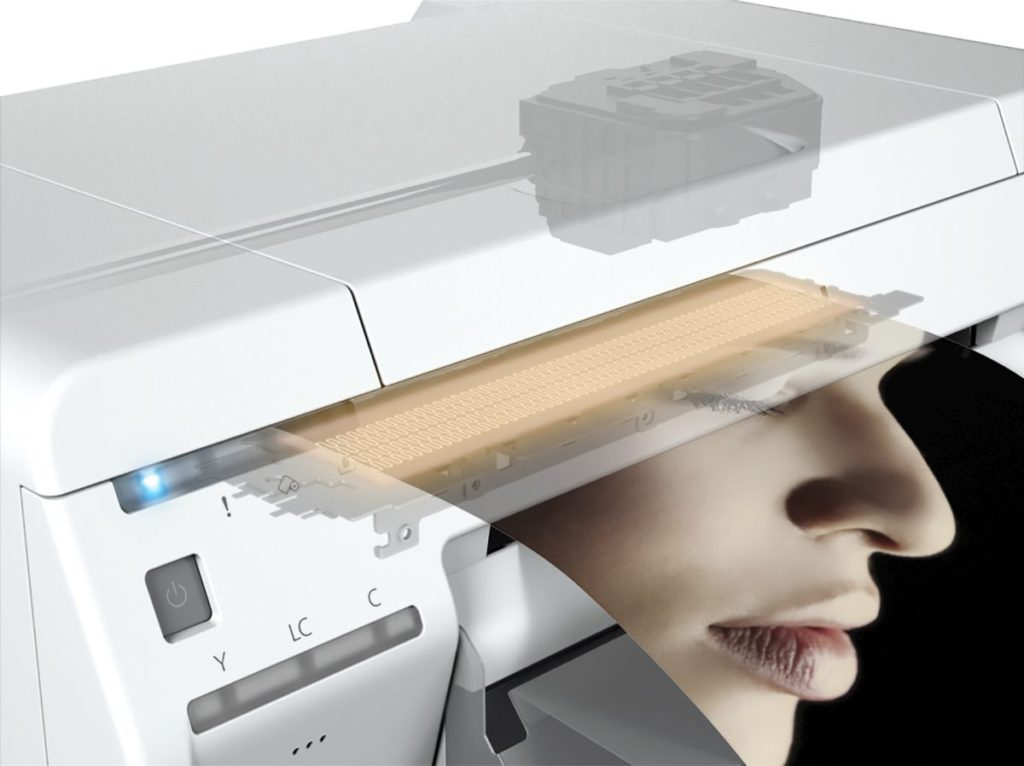 Epsonove aplikacije za digitalni industrijski tisak