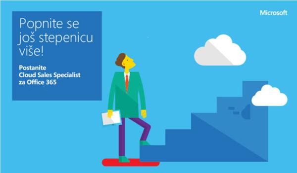 Microsoft Hrvatska organizira radionicu za program Cloud Sales Specialist za Office 365