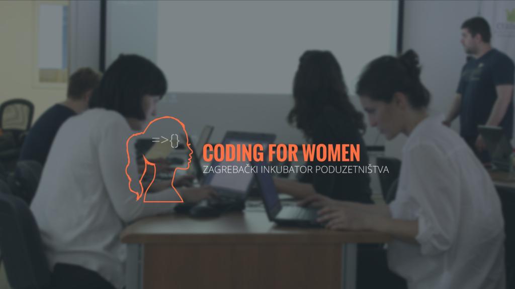 Zagrebački Inkubator Poduzetništva organizira radionice kodiranja za žene