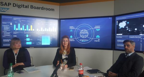 SAP-u u Hrvatskoj porasli prihodi gotovo 50 posto