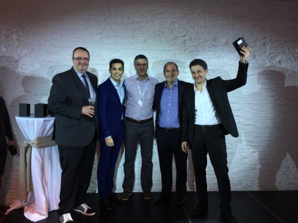 M SAN Grupi nagrada Hewlett Packard Enterprisea