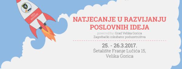 #StartupVG – Natjecanje u razvoju poslovnih projekata u Velikoj Gorici