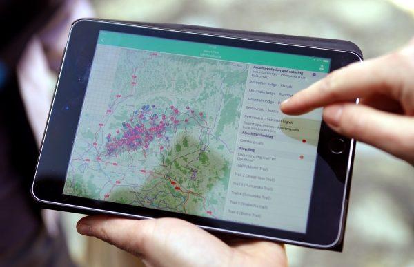 Parkovi Hrvatske na jedinstvenoj mobilnoj aplikaciji