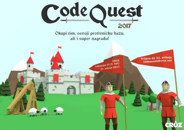 Šesti Croz Code Quest – Najbolji bot osvaja suparnički teritorij