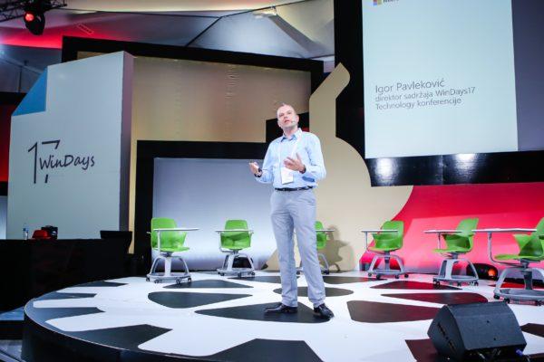 WinDays17: Raspravama o IT promjenama u Microsoftu započeo tehnološki dio konferencije