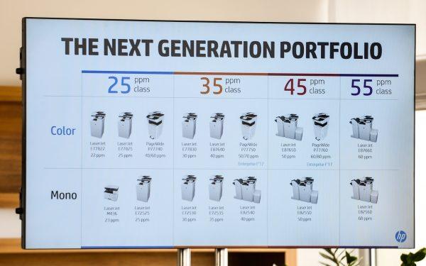 HP Inc. pokreće isporuku najnaprednijih i najsigurnijih pisača za format A3